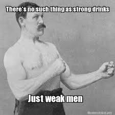 Whisky svage mænd