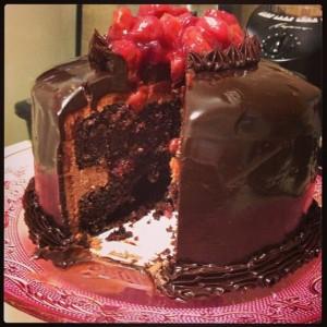 Laphroaig kage