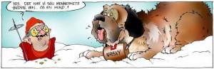 Whisky hund
