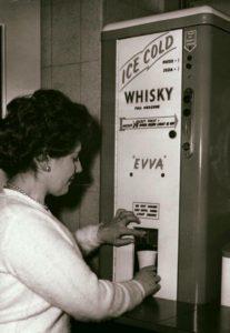Whisky kaffe maskine